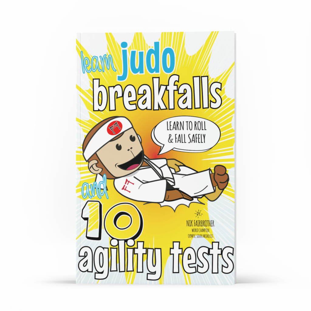 judo breakfall book by koka kids