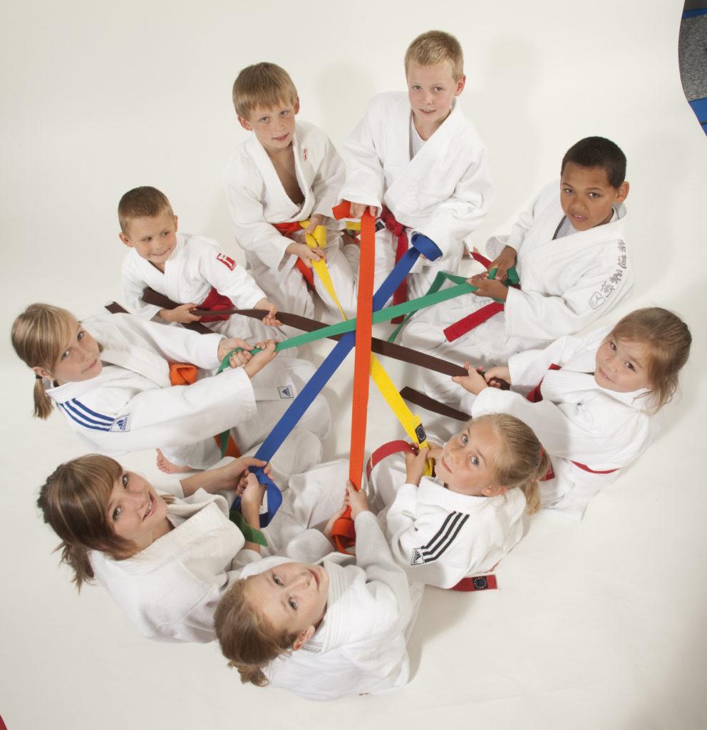 Kids Judo with Koka Kids