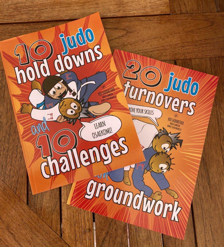 Kesa-Gatame Judo Book