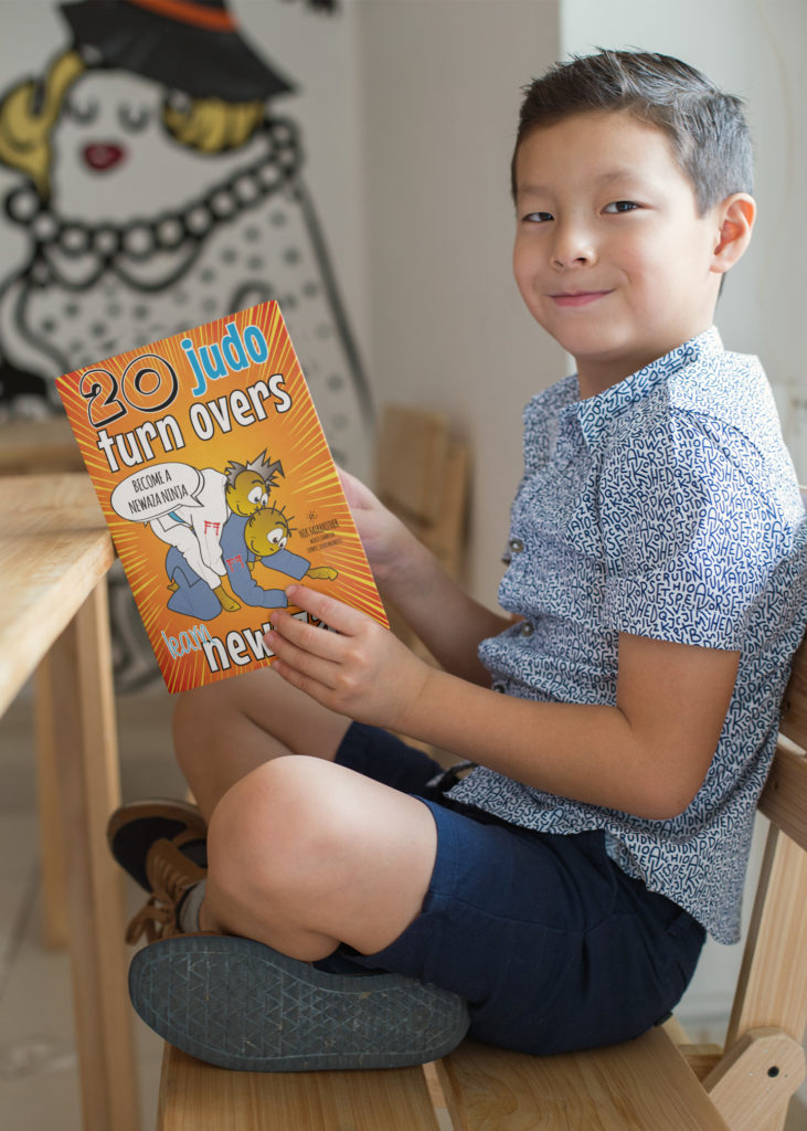 judo books for kids