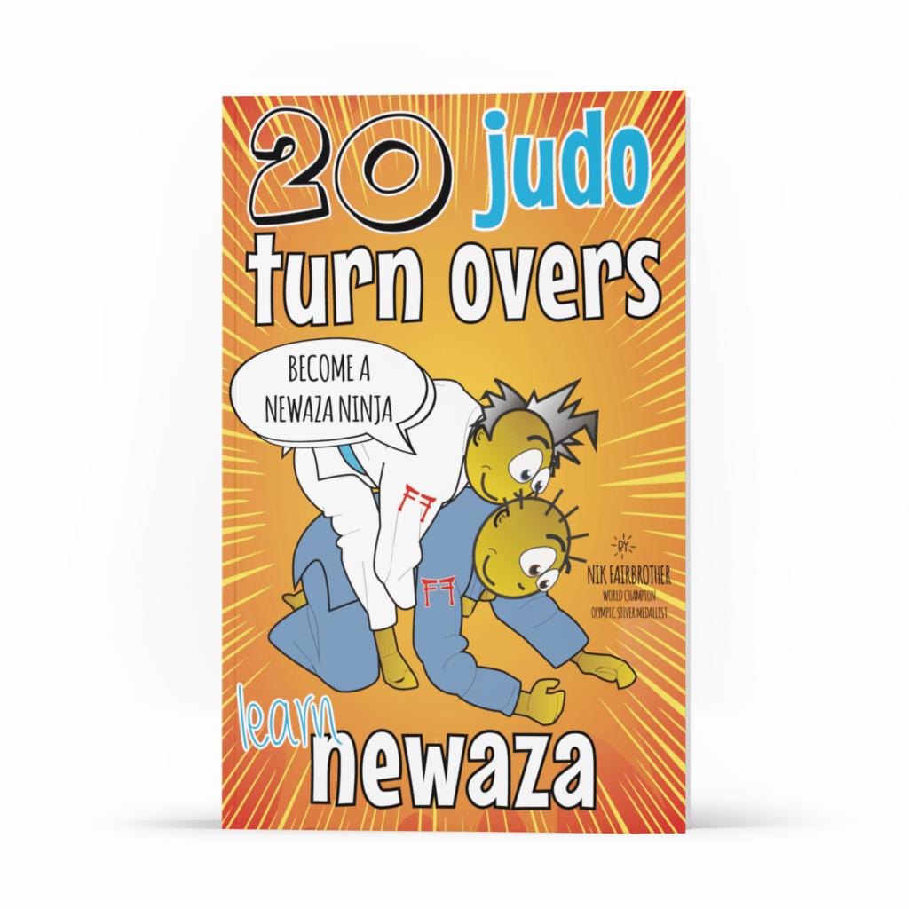 judo books about judo groundwork turnovers
