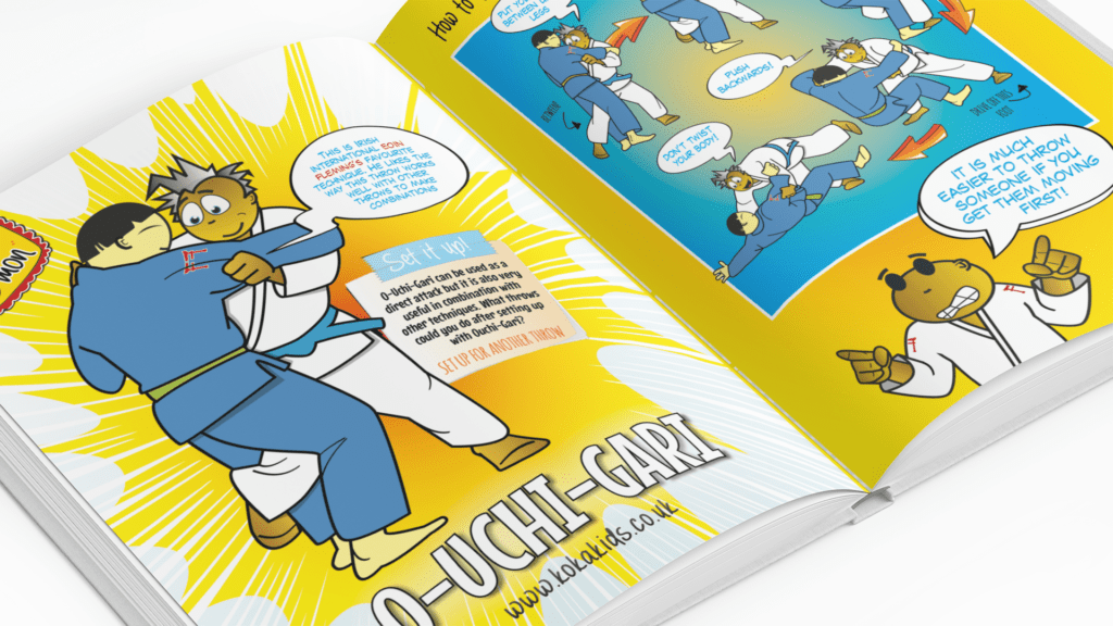 judo books that get kids to read more