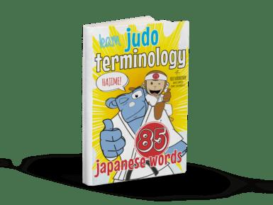 Judo Words Book by Koka Kids