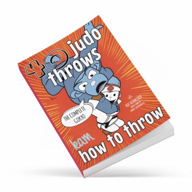 40 Judo Throws