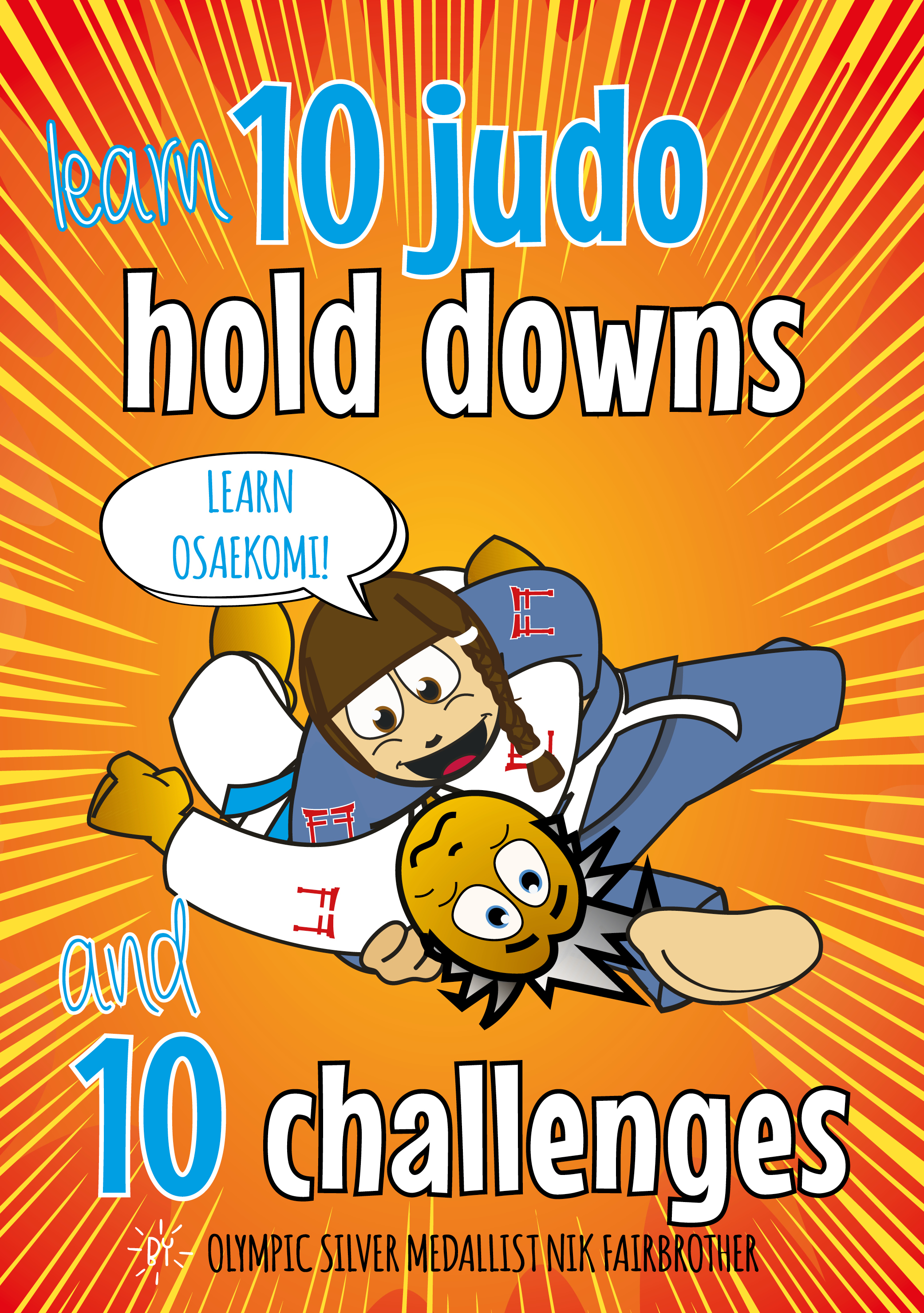 10 Judo Holds downs