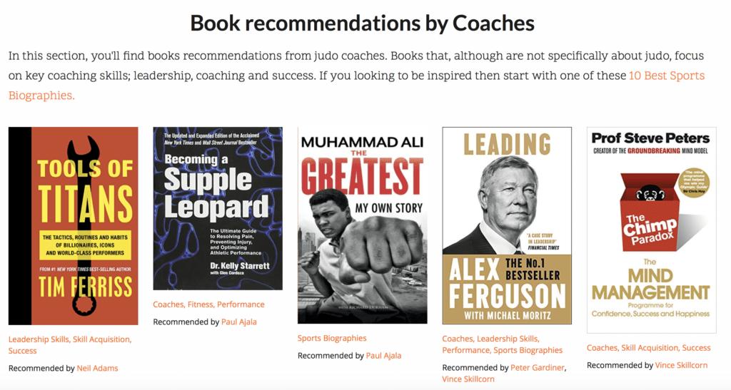 Best Sports Books