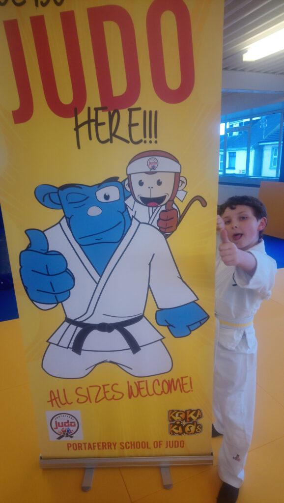 We Do Judo Banner