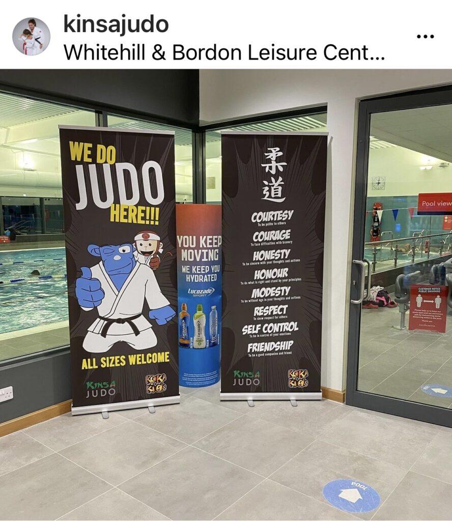 Moral Code Judo banner