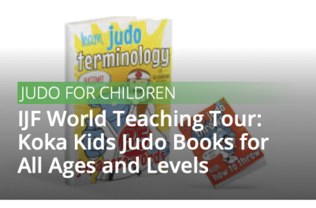 IJF Judo for Children