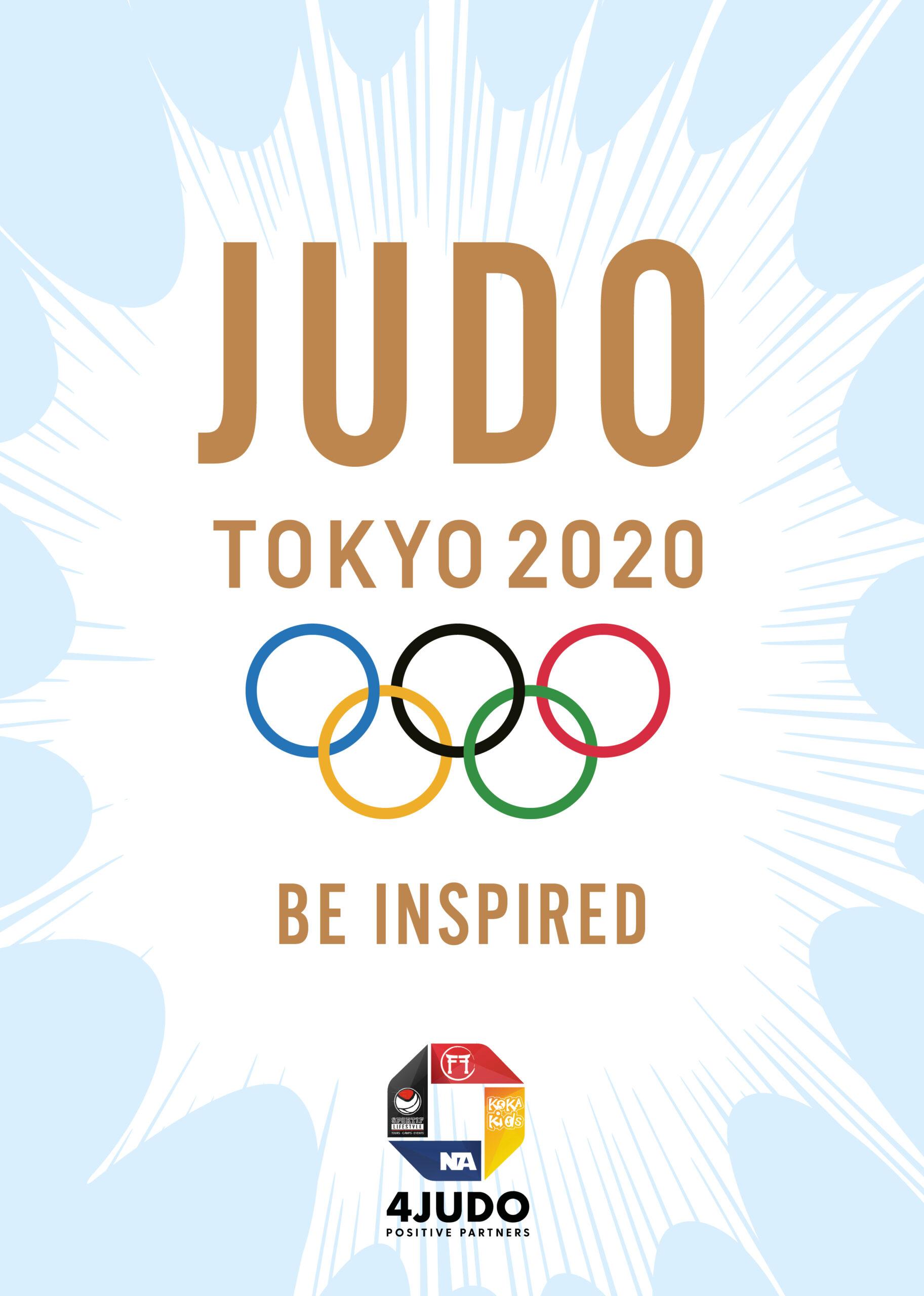 Tokyo 2020 Judo
