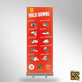 10 Hold Downs