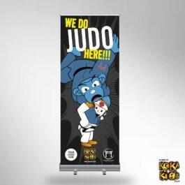 Ippon Dojo Banner by Koka Kids