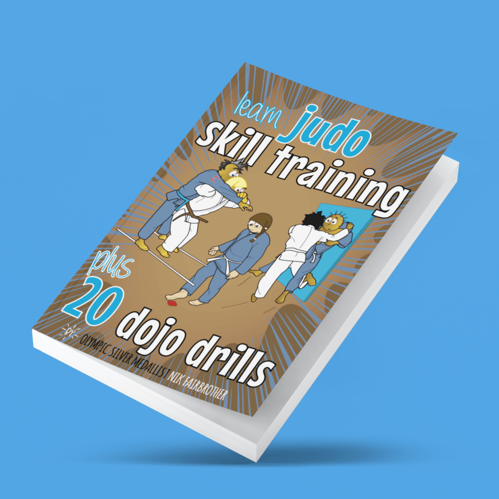judo skill training book
