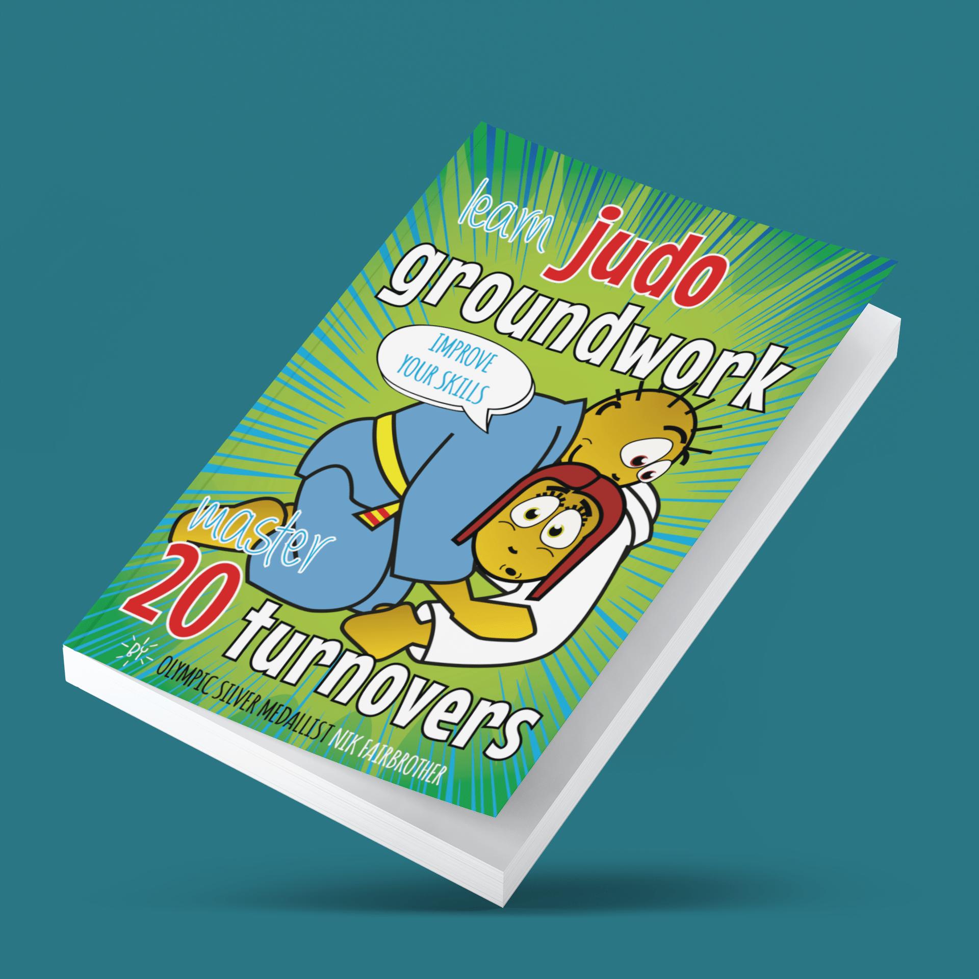 Judo Groundwork book for Kids