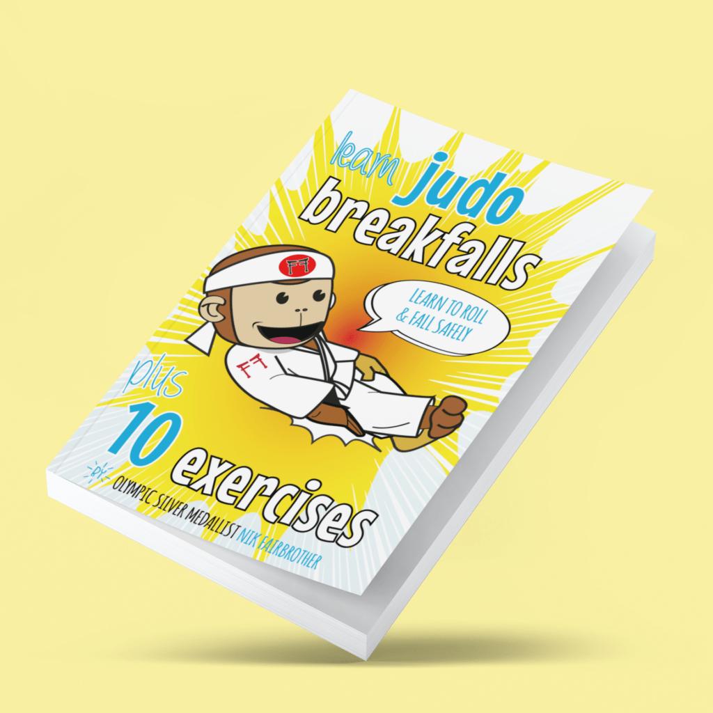 Learn Judo Breakfalls Book Cover