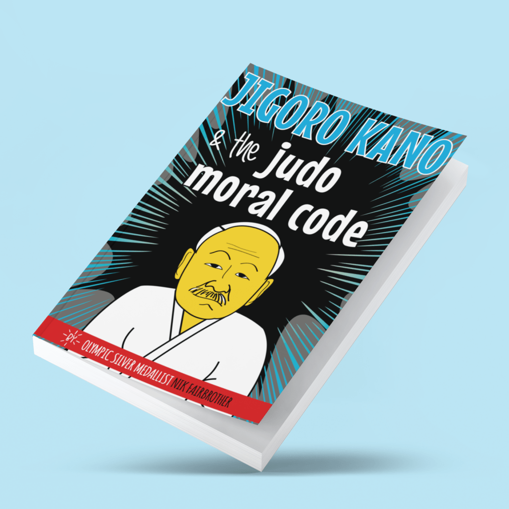 Jigoro Kano Moral Code Book